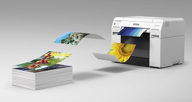 Epson SureLab SL D800 görsel 1 - En son ne zaman bir fotoğrafa dokundunuz?