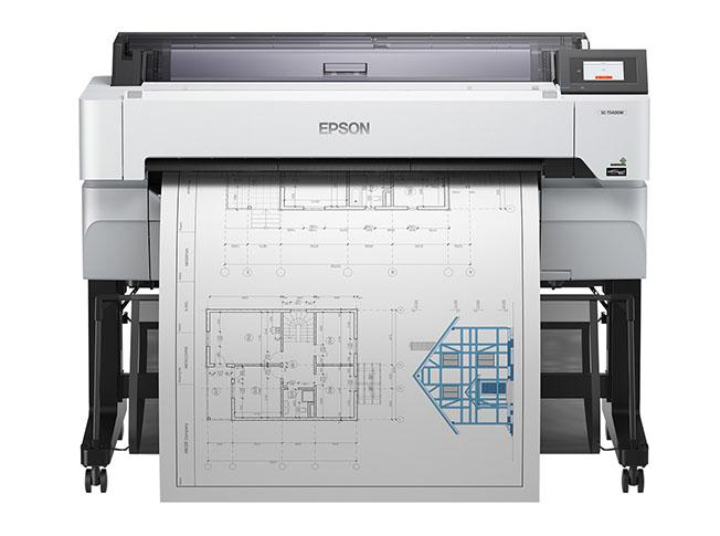 Epson T5400M görsel 1 - Epson'dan İki Yeni Geniş Format Yazıcı