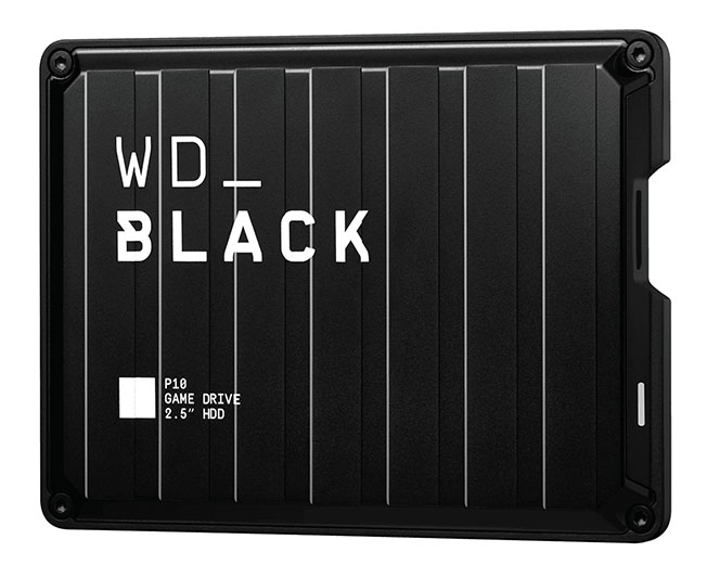 WD Black P 10 - Western Digital Ürün Ailesini Güçlendiriyor!