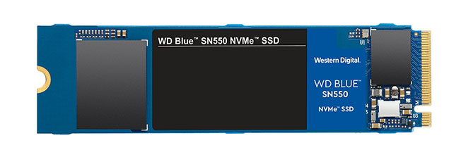 WD Blue SN550 - Western Digital Ürün Ailesini Güçlendiriyor!