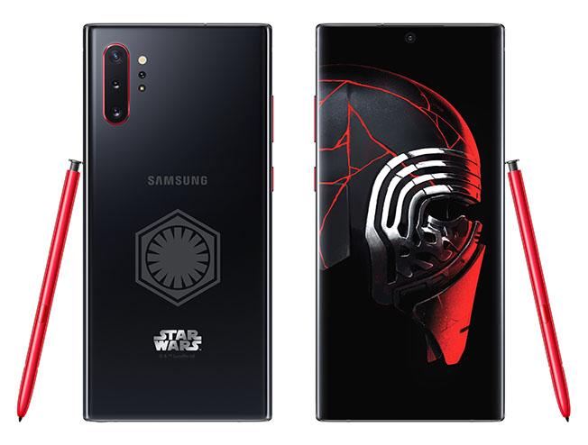 galaxy sw - Samsung Galaxy Note10+ Star Wars Koleksiyon Paketi