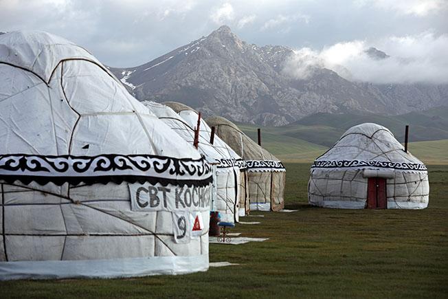 005 OSB 995A0701 - Kırgızistan Gezi Notları