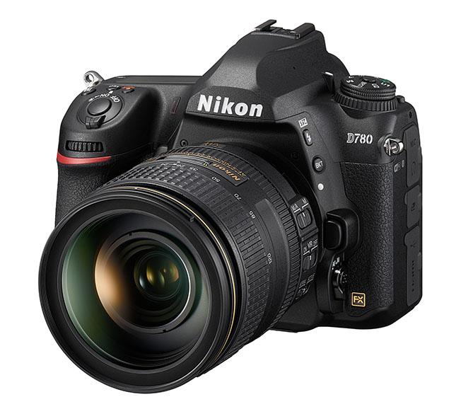 D780 24 120 4 front34l - Nikon D780