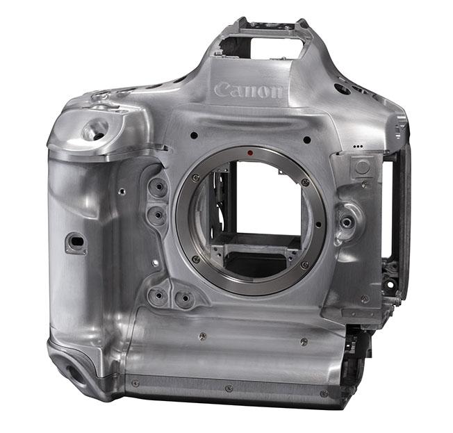 EOS 1D X Mark III MgBODY FSL - Canon EOS-1D X Mark III Tanıtıldı