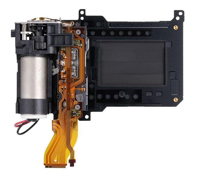 EOS 1D X Mark III SHUTTER UNIT - Canon EOS-1D X Mark III Tanıtıldı