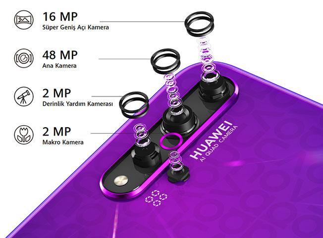 cam - İnceleme: Huawei NOVA 5T