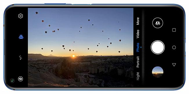 huawei nova 5T ultra wide angle lens - İnceleme: Huawei NOVA 5T