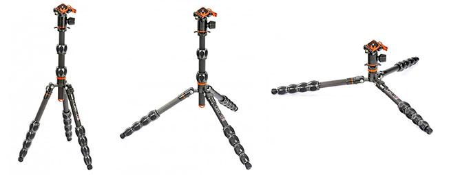 3lt leo3 - İnceleme: 3 Legged Thing Leo Karbon Fiber Tripod