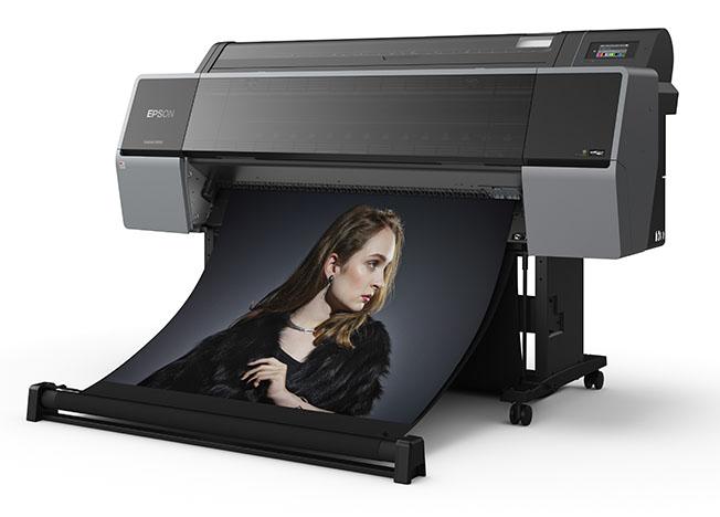 Epson SC P9500 - Epson'dan 12 Renkli Geniş Format Fotoğraf Yazıcıları