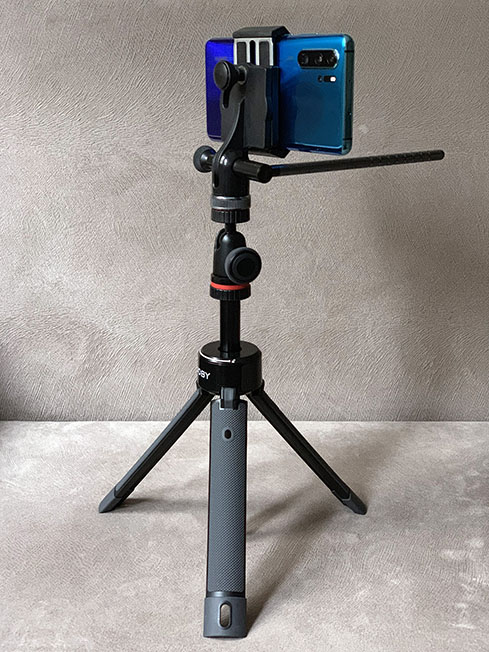 IMG 6357 - İnceleme: Joby GripTight PRO Video Mount