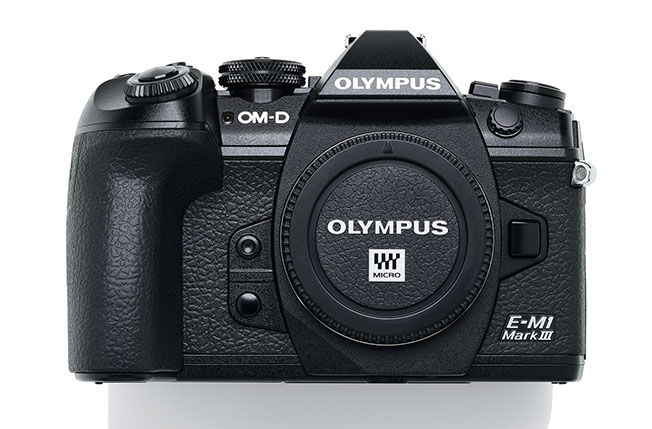 OM D E M1 Mark III  Product 000 - Olympus OM-D E-M1 Mark III