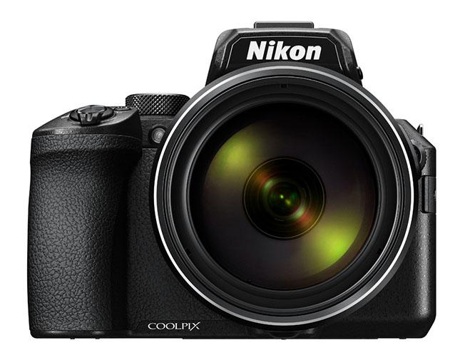 P950 front - Nikon Coolpix P950