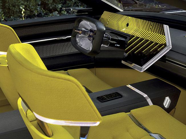 1583137063 2020   MORPHOZ  4  - Renault'nun yeni konsept modeli MORPHOZ