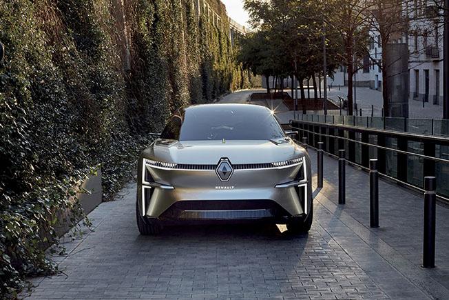 1583137067 2020   MORPHOZ  2  - Renault'nun yeni konsept modeli MORPHOZ