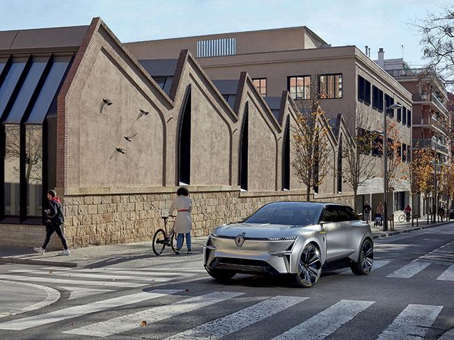 1583137070 2020   MORPHOZ  1  - Renault'nun yeni konsept modeli MORPHOZ