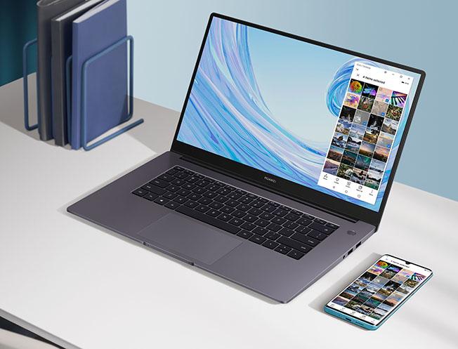 1584617974 MateBook - HUAWEI Share ile Windows ve Android arasındaki engeller kalkıyor
