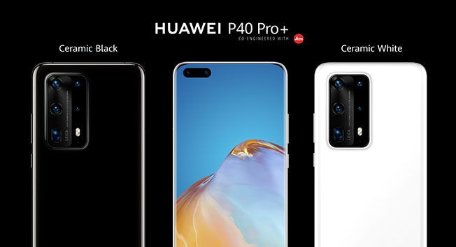 1585230468 HUAWEI P40 Pro - HUAWEI P40 Series Comes With Powerful Features!