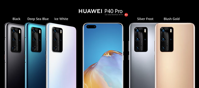 1585230469 HUAWEI P40 Pro - HUAWEI P40 Series Comes With Powerful Features!