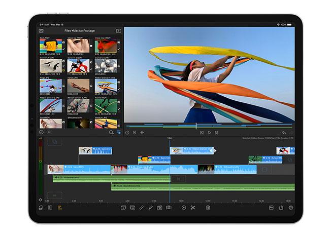Apple new ipad pro performance 03182020 - Apple, yeni iPad Pro'yu tanıttı