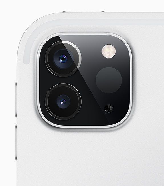Apple new ipad pro ultra wide camera 03182020 - Apple, yeni iPad Pro'yu tanıttı