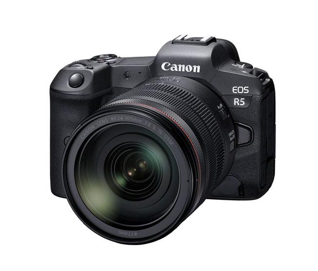 Canon EOSR5 Gorseli 3 - Canon EOS R5 Özellikleri Ortaya Çıkıyor