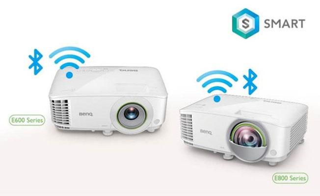 Smart Projektör - BenQ Uzaktan Öğrenme Ortamını Teşvik Ediyor