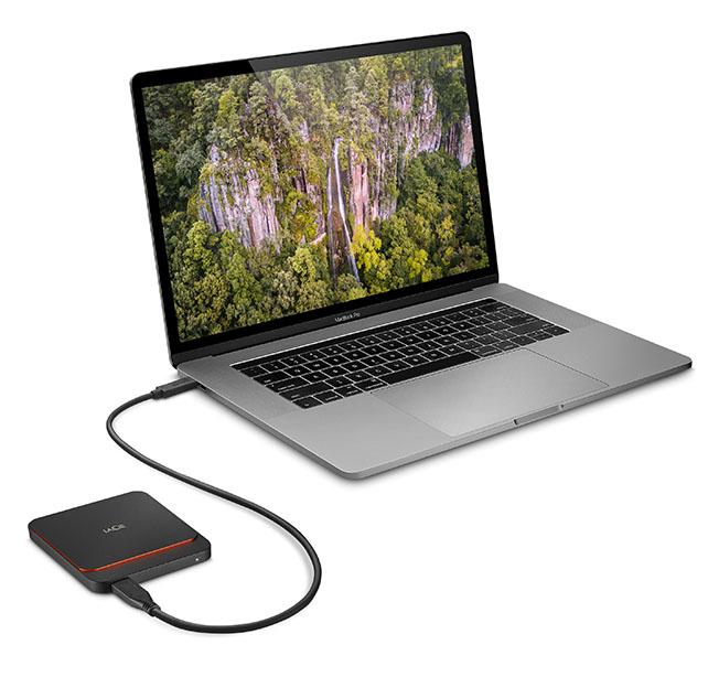 lacie portable ssd  - İnceleme: LaCie Portable SSD 1TB