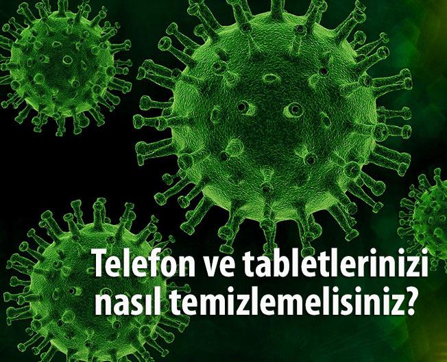 virus 4931041 1920 - Koronavirüs'e karşı telefon ve tabletlerinizi nasıl temizlemelisiniz?