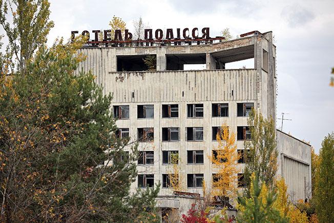010 995A1777 - Yüzyılın Felaketi: Çernobil
