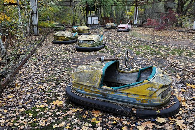 012 8H4A1244 - Yüzyılın Felaketi: Çernobil