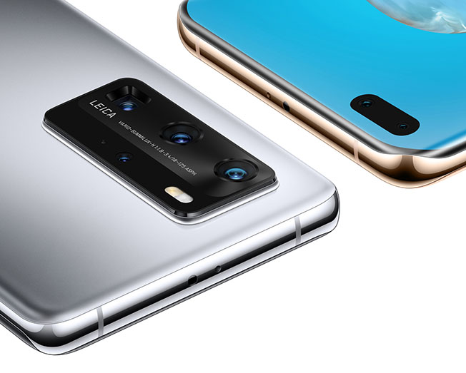 1585655829 P40 Pro Appearance of the combination - DxOMark'ın yeni lideri: Huawei P40 Pro