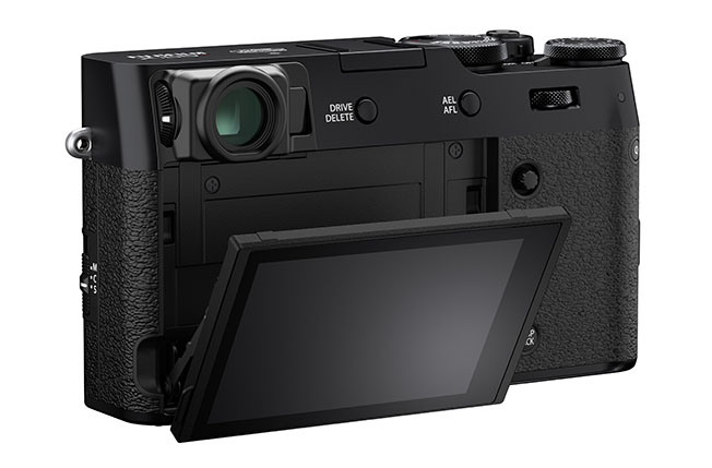 1580912218 X100V black tilting screen facing down - İnceleme: Fujifilm X100V