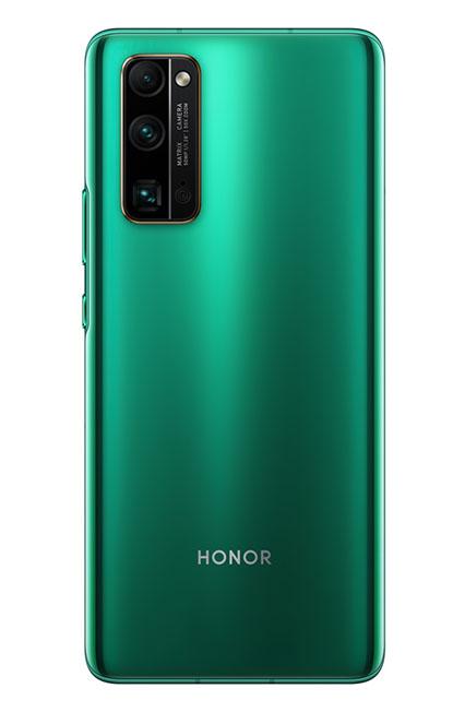 1586956774 HONOR 30 Pro  Emerald Green Rear - HONOR 30 Serisi