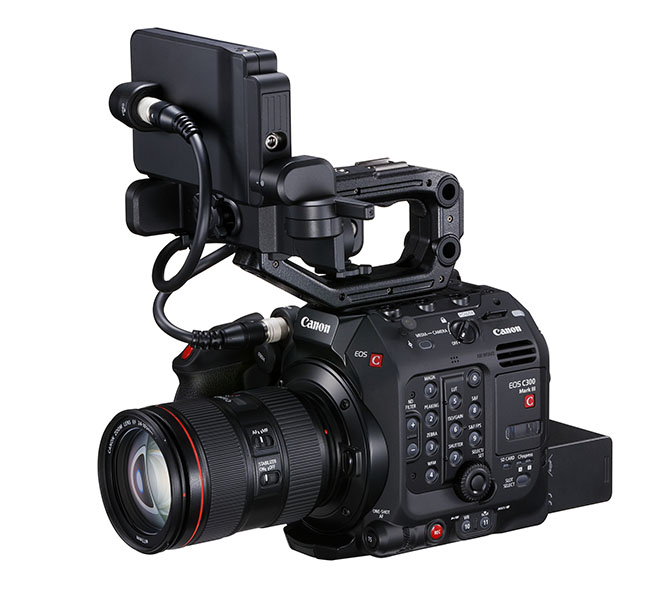 1588752584 Canon EOS C300 Mark III EF24 105mm FSL - Canon EOS C300 Mark III