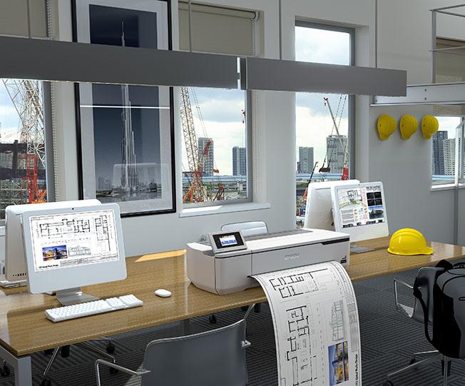 1589353749 sc tx100 construction site desktop - Epson SureColor T2100