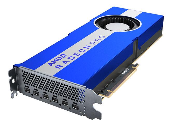 1589435404 RadeonPro2 - AMD Radeon Pro VII Grafik Kartı