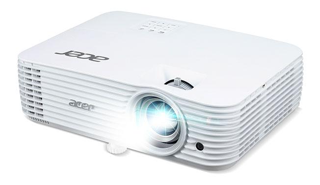 """1589438692 Acer Projector P1555 P1655 04 light - Acer Projektörler """"Evde Kalırken"""" En Keyifli Anlara Eşlik Ediyor"""