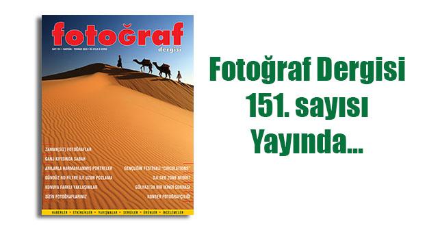 fd151 web - Fotoğraf Dergisi'nin 151. sayısı yayında…