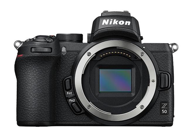z50front.high  - İnceleme: Nikon Z50