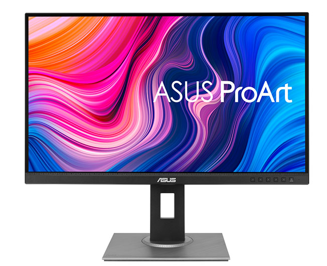 002 PA278QV F2 - ASUS ProArt Display PA248QV ve PA278QV