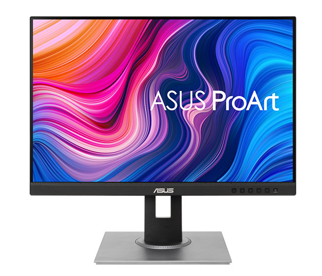 003 PA248QV F1 - ASUS ProArt Display PA248QV ve PA278QV