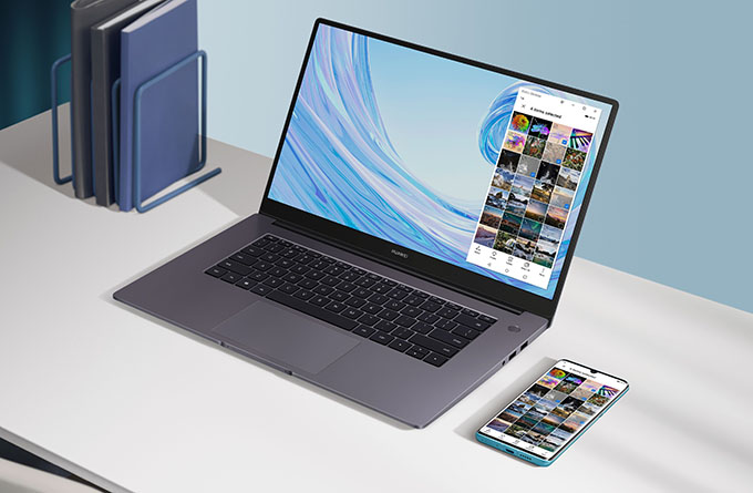 1591870967 Huawei MateBook D 15 - HUAWEI'nin benzersiz ekran paylaşım özellikleri…