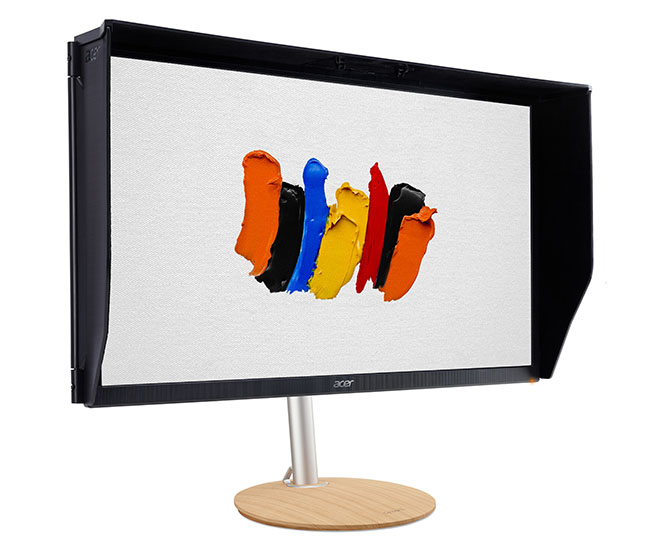 ConceptD monitor CP3 series CP3271K P wp 02 K - İnceleme: Acer ConceptD CP3 Monitör