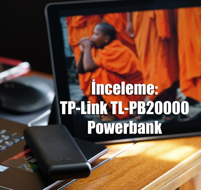 DSC05377 k - İnceleme: TP-Link TL-PB20000 Powerbank