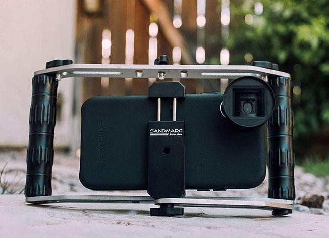 Film Rig - SANDMARC Cep Telefonu Aksesuarları Nar Teknoloji'de…