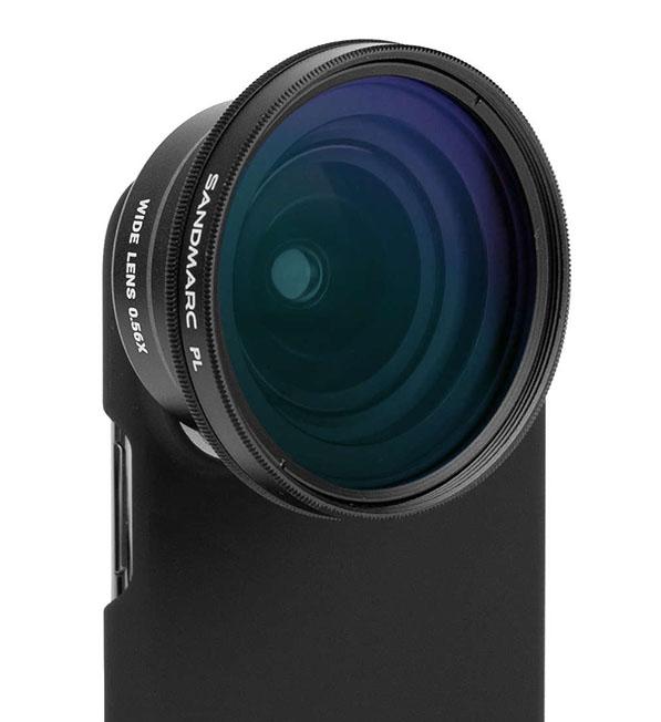 Geniş Açı Lens - SANDMARC Cep Telefonu Aksesuarları Nar Teknoloji'de…