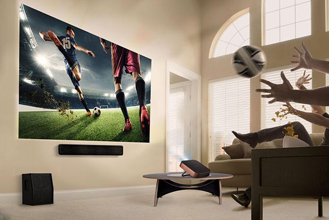 Speaker - ViewSonic M2 Taşınabilir LED Projeksiyon