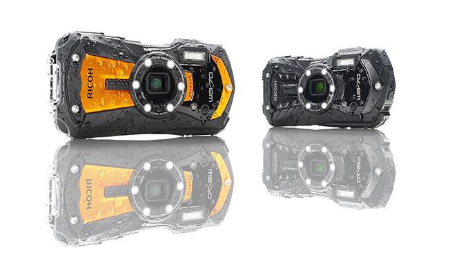 WG 70 ikili - Ricoh'tan Yeni Outdoor Kamera: WG-70