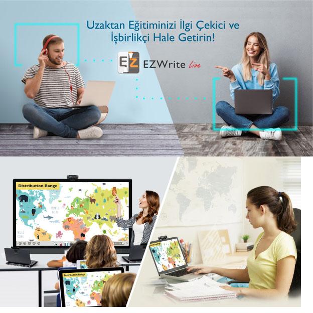 benq - BenQ uzaktan eğitim çözümü: EZWrite Live