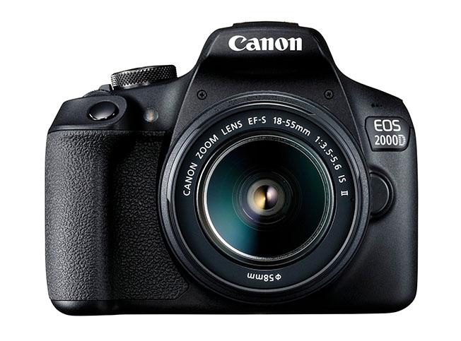 canon2000d 1 - Canon'un Uygun Fiyatlı DSLR modeli EOS 2000D